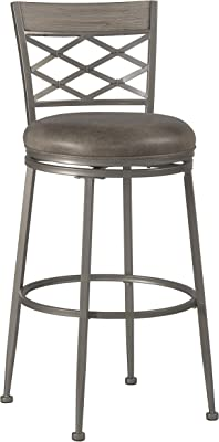Amazon Com Winsome Wood Wagner Stool 30 Natural Furniture Decor