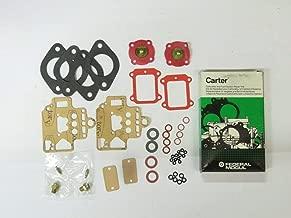 Kit de reparación de carburador EPC La marca Carter se adapta a Alfa Romeo Giulia y Alfetta DE250