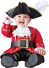InCharacter Baby Captain Cuteness Costume for Toddler