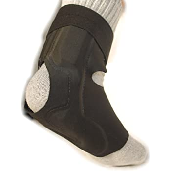 Ortho Heal Pneumatic Daytime Brace for Plantar Fasciitis, Heel Pain Relief, and Achilles Tendonitis Support (Small)