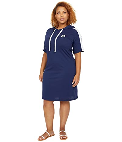 MICHAEL Michael Kors Tee Hoodie Mini Dress Women