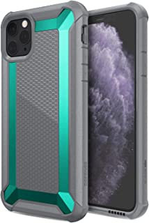 Defense Tactical, iPhone 11 Pro Max Case - Heavy Duty Protection with Drop Shield, Military Grade Drop Tested Case for Apple iPhone 11 Pro Max, (Teal)