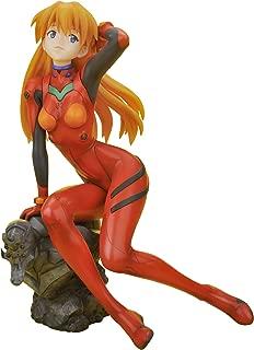 Neon Genesis Evangelion: 2.0: Asuka Langley Soryu in Plug Suit Ani-Statue