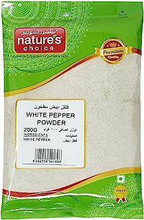 Natures Choice White Pepper Powder - 200 gm