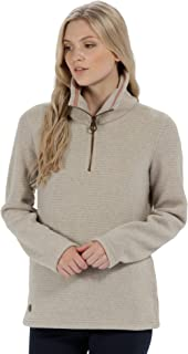 Regatta Solenne Half Zip Symmetry Fleece Forro Polar, Mujer