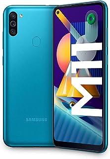 "SAMSUNG Galaxy M11 | Smartphone Dual SIM, Pantalla de 6,4"""", Cámara 13 MP, 3 GB RAM, 32 GB ROM Ampliables, Batería 5.000 m..."