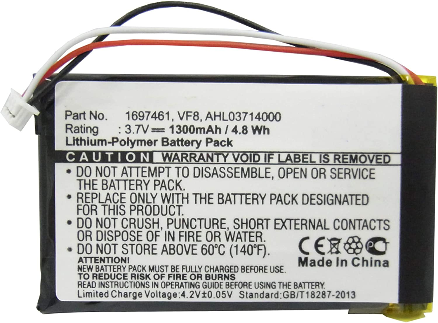 Max 82% OFF Synergy Digital Battery Compatible with GPS Batte Max 76% OFF 1697461 Tomtom