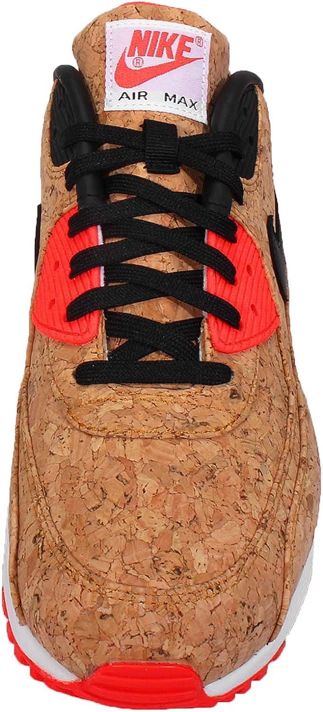 Nike Air Max 90 Anniversary Chaussures De Course - Marron - Bronze ...