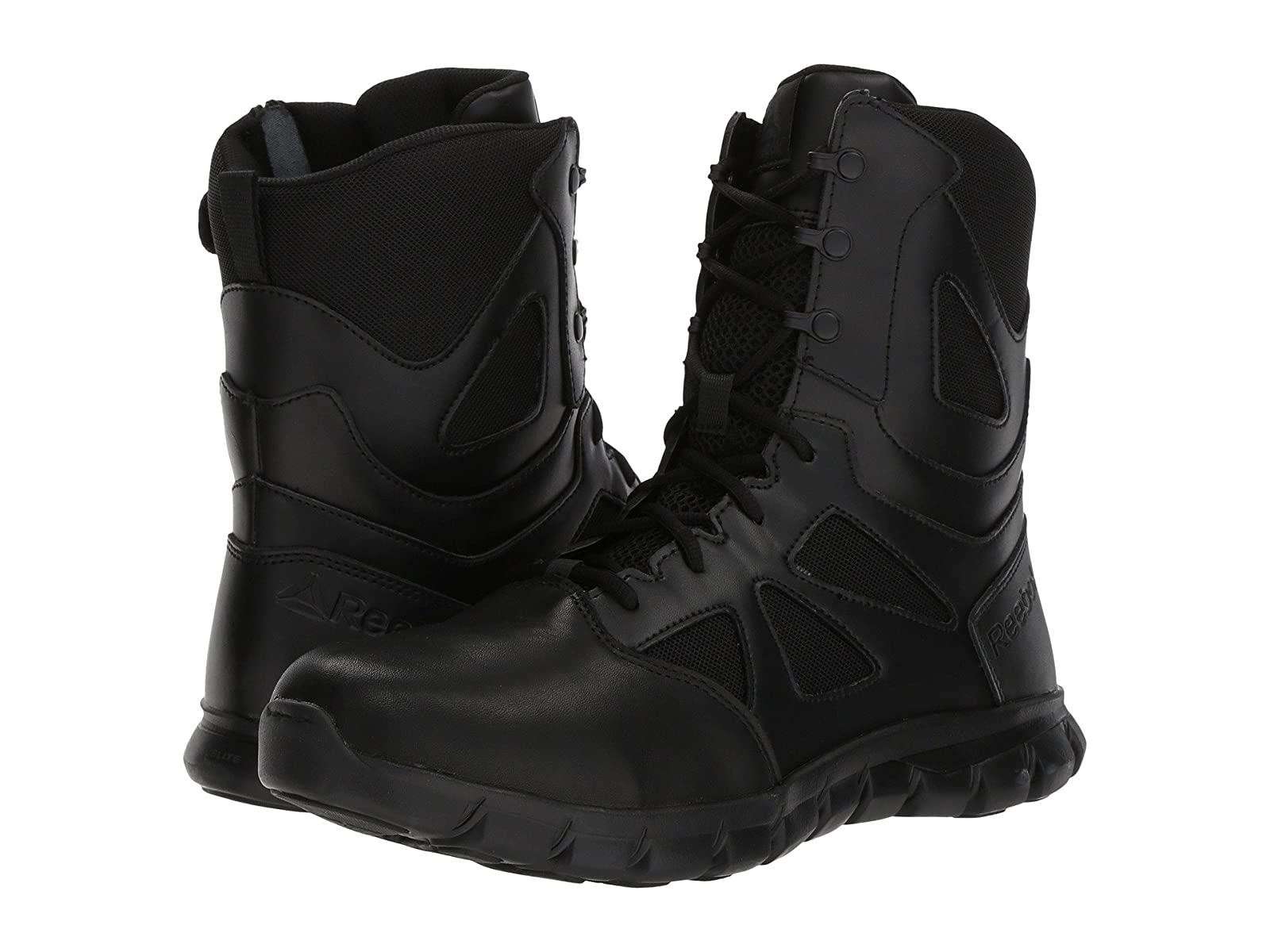 """Reebok Work Sublite Cushion Tactical 8"""" BootEconomical and quality shoes"""