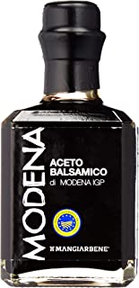 Balsamic Vinegar di Modena IGP Certified Product from Italy, by Serendipity Life. Aceto Balsamico IGP Barrel Aged Premium Thick and Glossy for a perfect dressing (250 ml) (1 Pack)