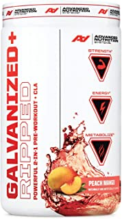 Advanced Nutrition Systems Galvanized Ripped - Peach Mango