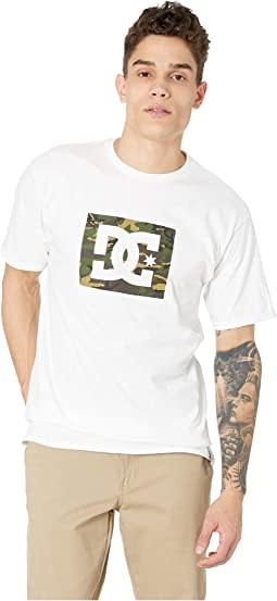 Blocked Camo Short Sleeve T-Shirt