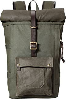 Filson Unisex Roll Top Backpack