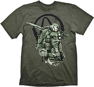 "Borderlands 3 ""FL4K"" T-Shirt M [Edizione: Germania]"