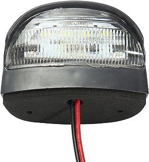 MASUNN 38mm 9 SMD LEDs 1W Xenon wei/ß Innenraum Licht Nummernschild Girlande Birne