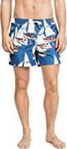 Bather Men's Sailboat Trunks