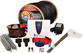 Extreme Dog Fence - Second Generation -2019- Professional Grade (Premium) Kit Packages