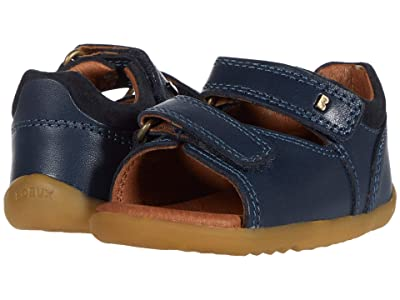 Bobux Kids Step Up Driftwood (Infant/Toddler) (Navy 1) Kids Shoes