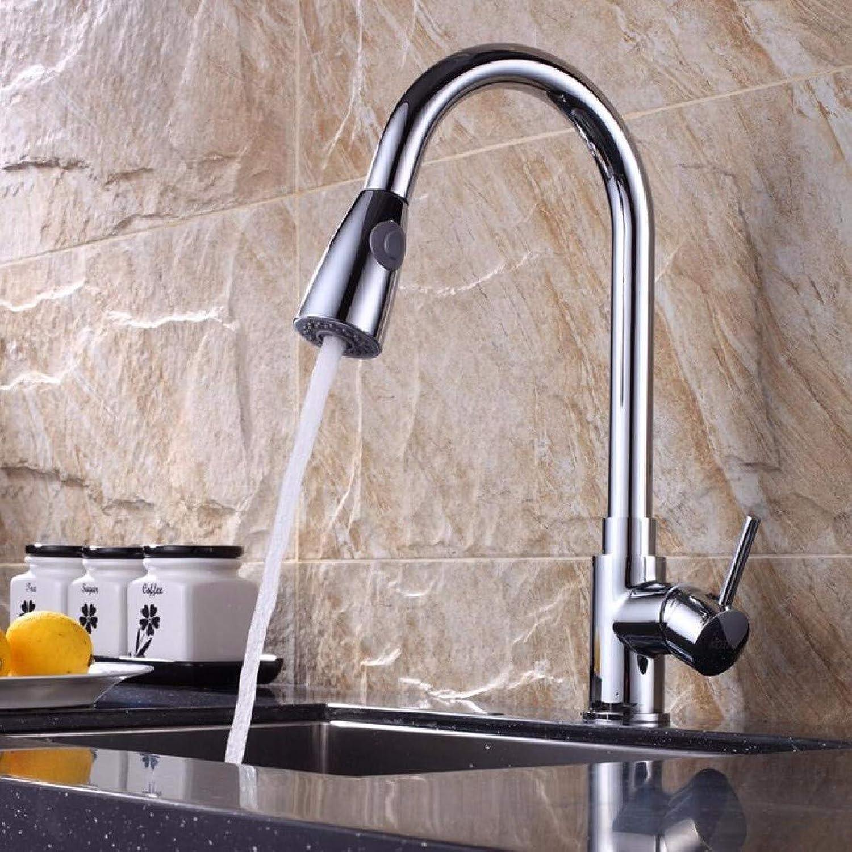 SCJ Küchenmischer Verchromt Alle Kupfer Küchen Tpfe, Wasserhhne, Warm- und Kaltwasserhhne.