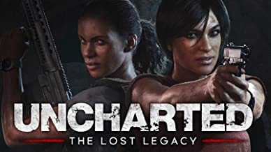 bribase shop Uncharted The Lost Legacy Game Poster 24 inch x 13 inch
