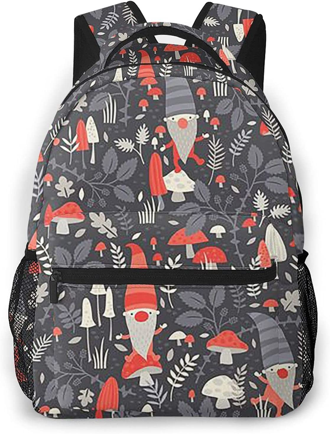 Nordic Gnomes All stores are sold Travel Daypack Student Li Backpack Rucksack Laptop Challenge the lowest price of Japan ☆