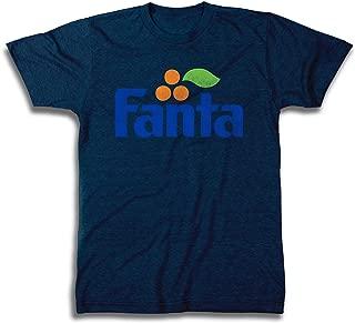 Fanta Mens Soft Drink Shirt - Do You Wanna Tee Soda Classic T-Shirt