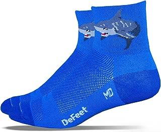 DEFEET Aireator 3 Attack Socks Small Blue