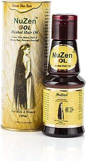 Nuzen Herbal Gold Hair Oil, 100ml