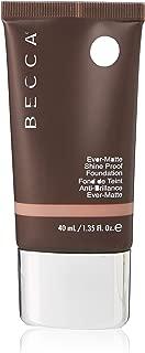 Becca Cosmetics Ever-Matte Shine Proof Foundation, Sienna