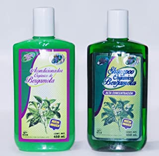 shampoo de bergamota mexico