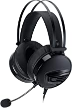 Rosewill 7.1 Surround Sound Gaming Headset with Microphone, Noise Isolating Comfortable Ear Cups, in-Line Controller EQ Se...