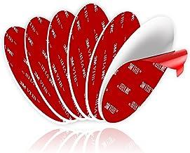 Anteel Dashboard Pad Montage Disk Sticky Adhesive Vervanging Kit, 6 stks 70mm Cirkel Hittebestendige Dubbelzijdige Sticker...