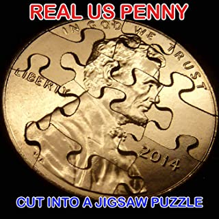 coin jigsaw puzzle