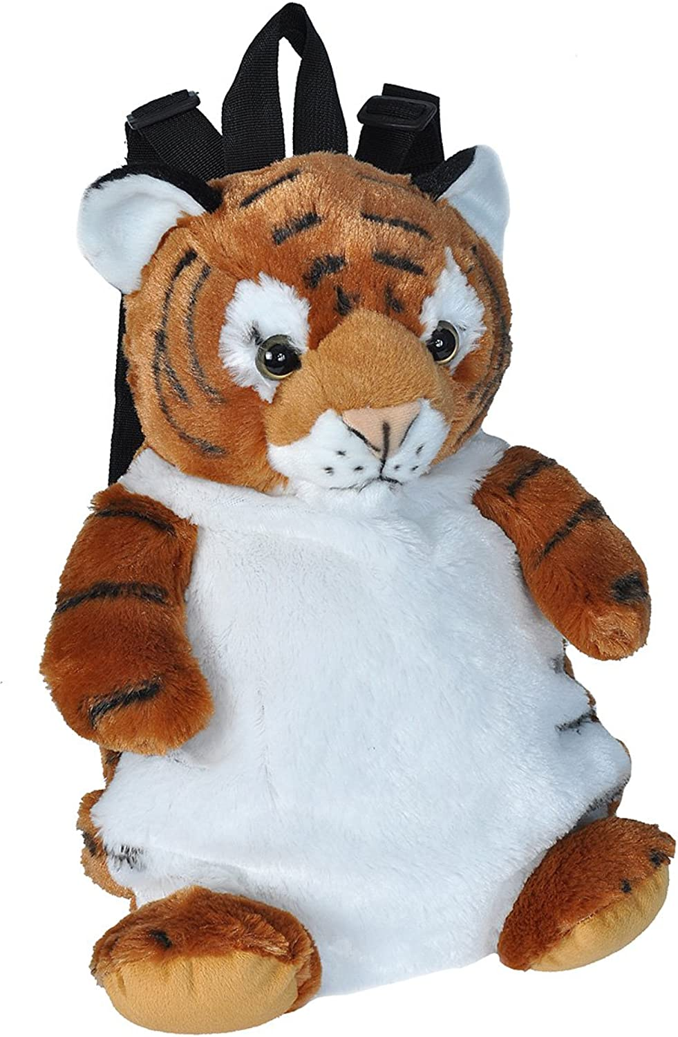 Wild Republic Tiger Backpack Plush