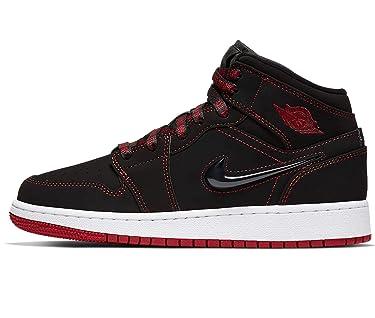 Nike Air Jordan 1 Mid Fearless (gs) Big Kids Cu6617-062