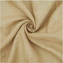 Sacco Non Laminated Jute Fabric Natural Color 51 Inch 1 Meter