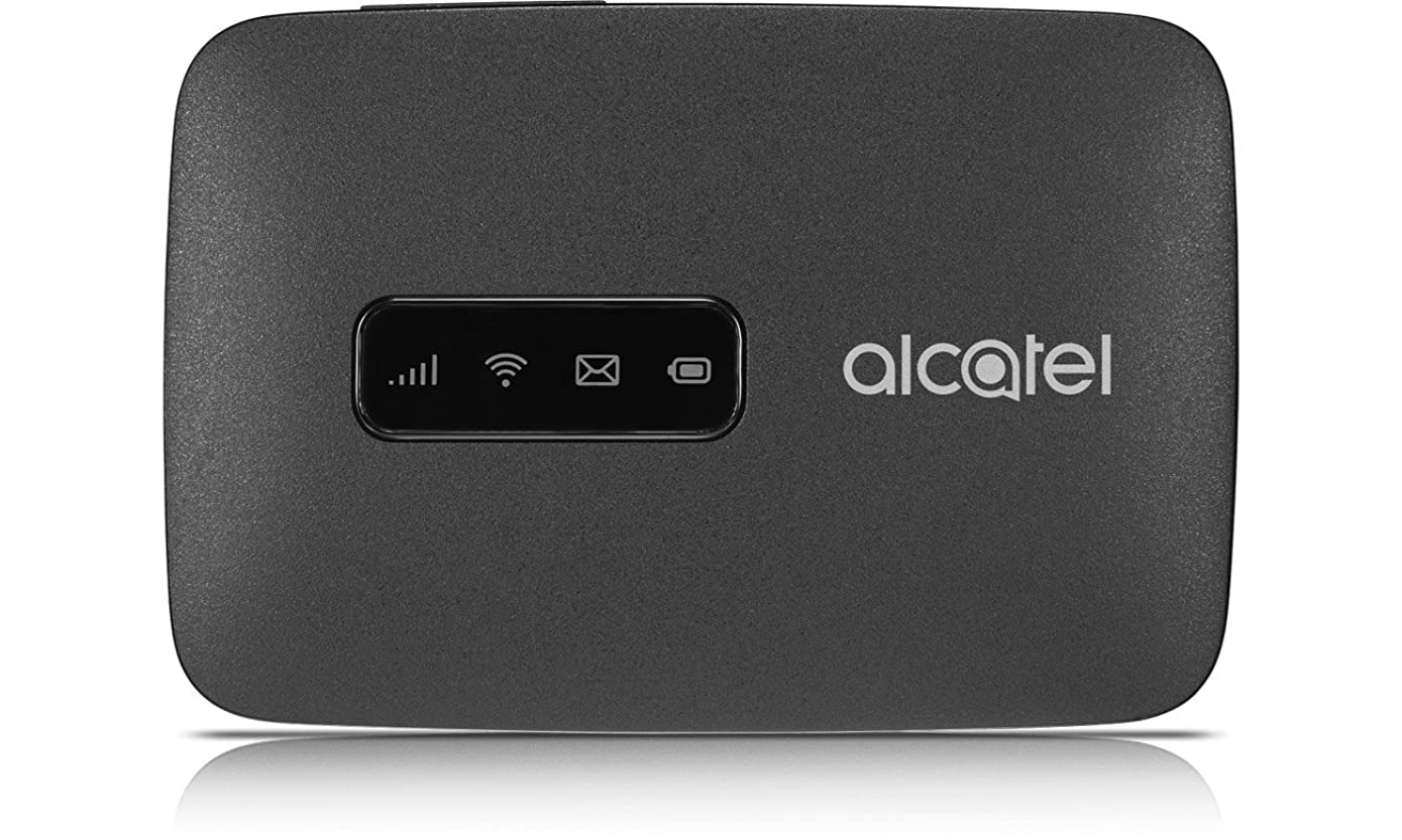 Router Hotspot Alcatel 4G LTE GLOBAL Link Zone Unlocked GSM Up to 15 Wifi Users USA Latin Caribbean Europe MW41NF (Renewed)