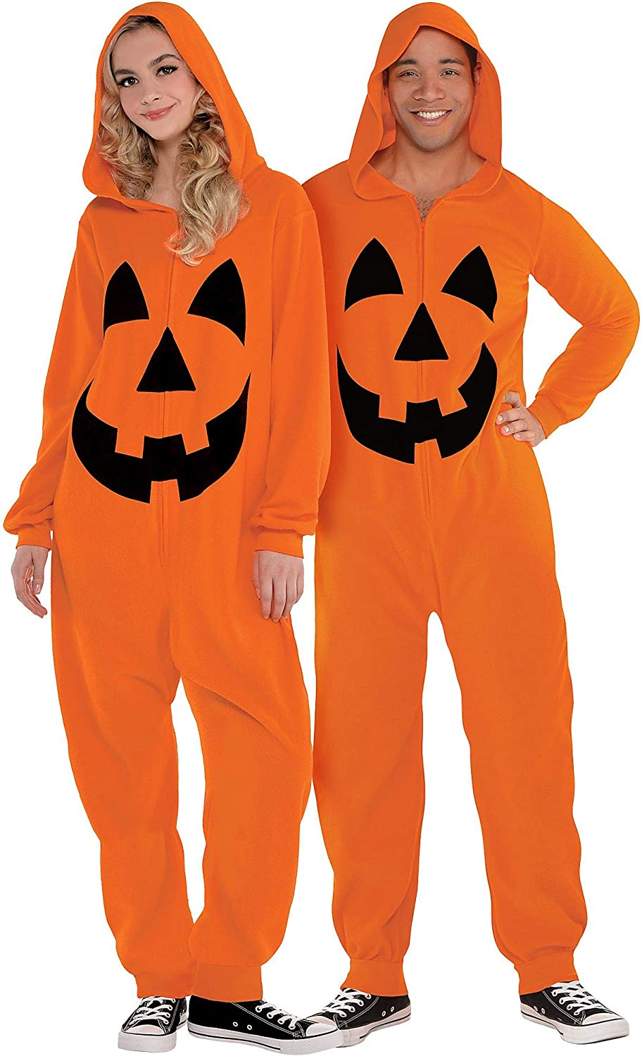 amscan Pumpkin Cheap bargain Zipster Costume Adult Excellence