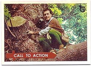 The Adventures of Robin Hood 2013 Topps 75th Anniversary Foil #13 - Richard Greene