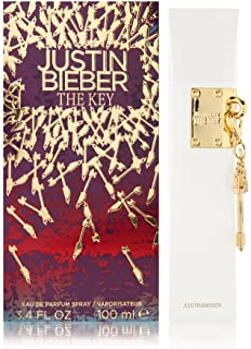 Best JUSTIN BIEBER THE KEY by Justin Bieber EAU DE PARFUM SPRAY 3.4 OZ WOMEN Review
