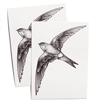 Best sparrow feather tattoo Reviews