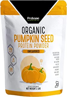 Probase Organic Pumpkin Seed Protein (Unflavored)
