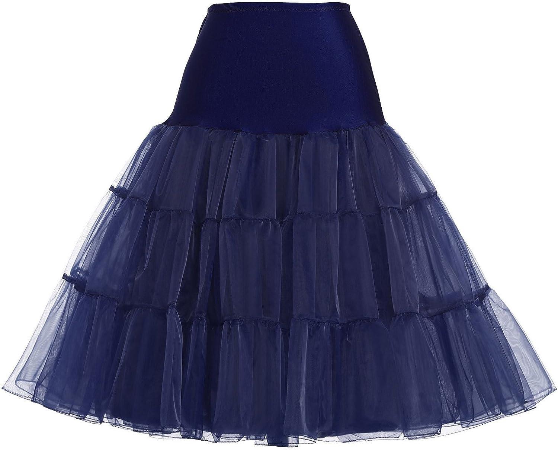 M Bridal Women's ご予約品 50s Vintage Underskirt Petticoat ストア Crinoline Tutu