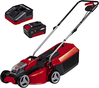 Einhell GE-CM 18/30 Li-Cortacésped inalámbrico Power X-Change(Ion de litio,18V, altura de corte 3niveles|30-70mm, ancho de...