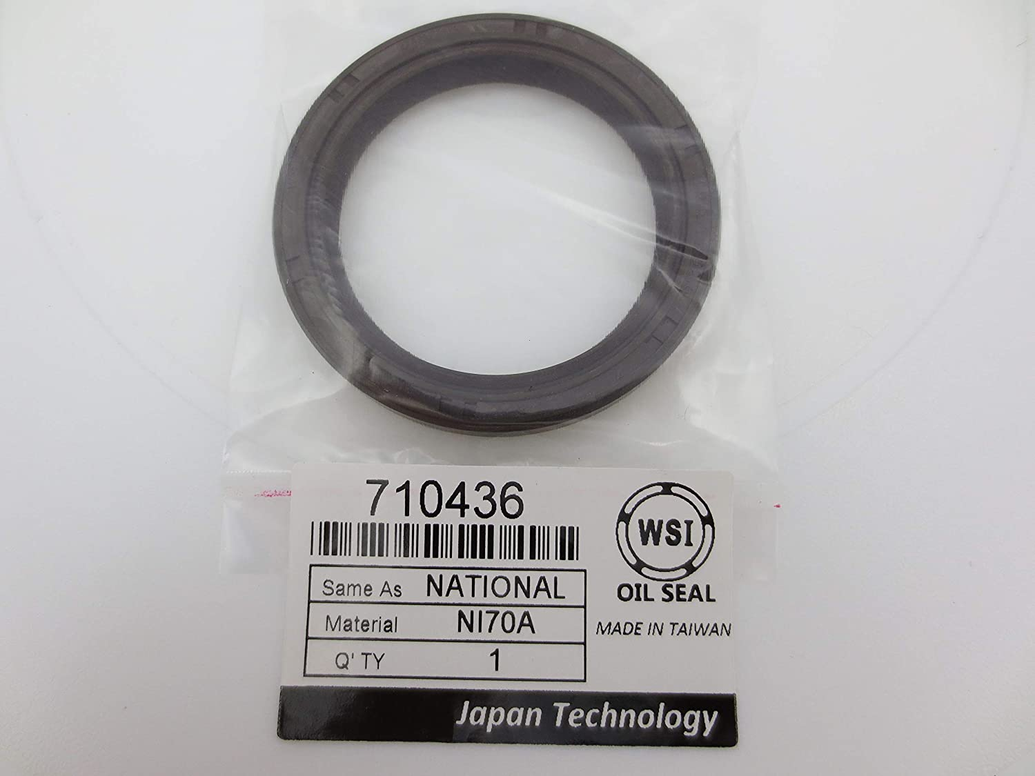WSI 710436 Fixed Ranking TOP1 price for sale Engine Camshaft Plug National Oil seal