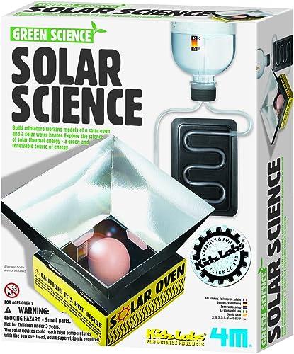 venderse como panqueques Kit de de de 4 m de Ciencia Solar  tienda de venta