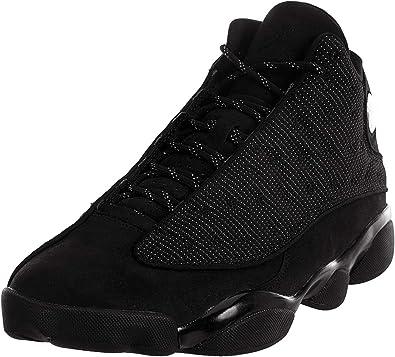 Nike mens Nike Men's Air Jordan 13 Retro Black 414571-011