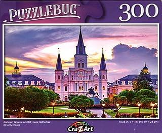 Puzzlebug 350 Pieces Yummy Cupcake Basket 18x11 Jigsaw