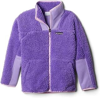 Columbia Youth Winter Pass Sherpa Full Zip Jacket, Winter Fleece