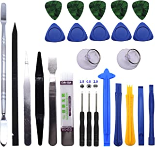 26in 1 専門携帯修理ツール スマホ分解 開腹 修理 交換用ツールキット 修理工具詰め合わせセット